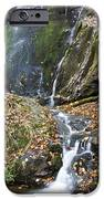 Upper Dark Hollow Falls in Shenandoah National Park iPhone Case by Pierre Leclerc Photography