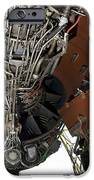 U.s. Air Force Technician Hydraulically iPhone Case by Stocktrek Images