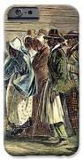 VA: FREEDMENS BUREAU 1866 iPhone Case by Granger