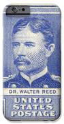WALTER REED (1851-1902) iPhone Case by Granger