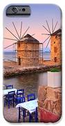 Windmills 2  iPhone Case by Emmanuel Panagiotakis