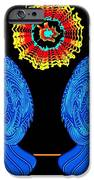 Worship of the Dying Sun iPhone Case by Alec Drake