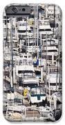 Yacht Marina iPhone Case by Jeremy Woodhouse