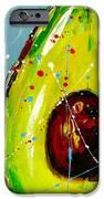 Crazy Avocado iPhone Case by Patricia Awapara