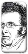 FRANZ SCHUBERT (1797-1828) iPhone Case by Granger