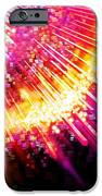 lighting explosion iPhone Case by Setsiri Silapasuwanchai