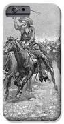 REMINGTON: COWBOYS, 1888 iPhone Case by Granger