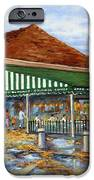 Autumn Coffee iPhone Case by Dianne Parks