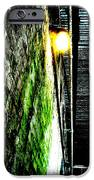 Beneath The Boardwalk iPhone Case by Mike Grubb
