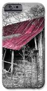 Big Red iPhone Case by Debra and Dave Vanderlaan