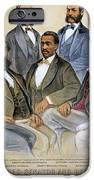 BLACK SENATORS, 1872 iPhone Case by Granger