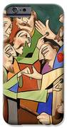 Blessed Is He Who Believes Without Seeing iPhone Case by Anthony Falbo