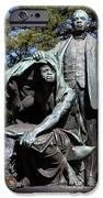 BOOKER T WASHINGTON iPhone Case by Granger
