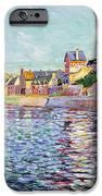 Calvados iPhone Case by Paul Signac