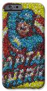 Captain America MM mosaic iPhone Case by Paul Van Scott