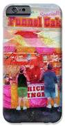 Carnival - The variety is endless iPhone Case by Mike Savad