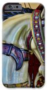 Carousel Horse - 7 iPhone Case by Paul Ward