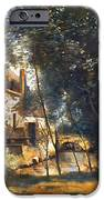 COROT - THE MILL iPhone Case by Granger
