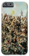Custer's Last Stand iPhone Case by Edgar Samuel Paxson