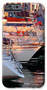 Docked Yatchs iPhone Case by Carlos Caetano