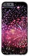 DOUBLE HEARTS LIGHTS iPhone Case by Debra     Vatalaro