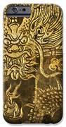 dragon pattern iPhone Case by Setsiri Silapasuwanchai