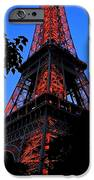 Eiffel Tower iPhone Case by Juergen Weiss