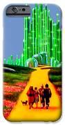 EMERALD CITY iPhone Case by Tom Zukauskas