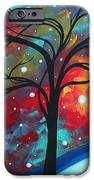 Envision the Beauty by MADART iPhone Case by Megan Duncanson
