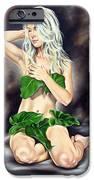Eve in the Garden ll iPhone Case by Ilse Kleyn
