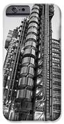 Finance The Lloyds Building in the City iPhone Case by Chris Smith