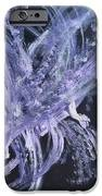 Force of Life iPhone Case by Piercarla Garusi