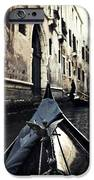 gondola - Venice iPhone Case by Joana Kruse