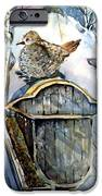 Heavenly Peace iPhone Case by Mindy Newman