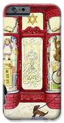 Hilltop Toys and Games iPhone Case by Lavinia Hamer