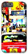 Hong Kong cabs iPhone Case by Funkpix Photo Hunter