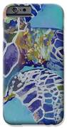 Honu iPhone Case by Marionette Taboniar