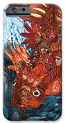 Humanity Fish iPhone Case by Emily McLaughlin
