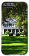 Legare Waring House Charleston SC iPhone Case by Susanne Van Hulst