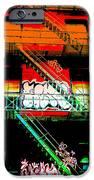 Manhattan Fire Escape iPhone Case by Funkpix Photo Hunter