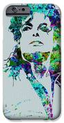 Michael Jackson iPhone Case by Naxart Studio