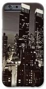 New York After Dark iPhone Case by Ariane Moshayedi