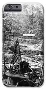 OIL: PENNSYLVANIA, 1863 iPhone Case by Granger