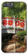Orient - Bridge - Tranquility iPhone Case by Mike Savad
