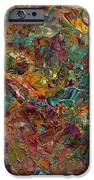 Paint number 16 iPhone Case by James W Johnson