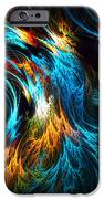 Poseidon's Wrath iPhone Case by Lourry Legarde