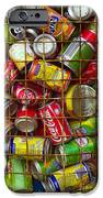 Recycling cans iPhone Case by Carlos Caetano