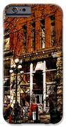 Seattle's Underground Tour iPhone Case by David Patterson
