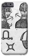 SLAVERY: IRONS, 1807 iPhone Case by Granger