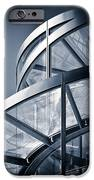 Spiral Staircase iPhone Case by Dave Bowman